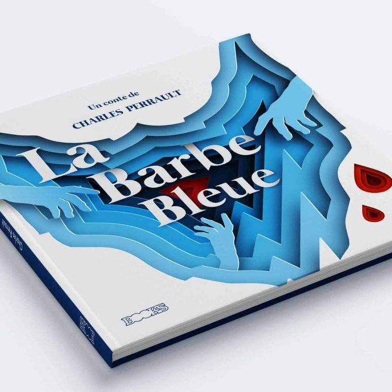 Edition print - la Barbe bleue de Charles Perrault